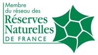 Logo Réseau des réserves naturelles de France